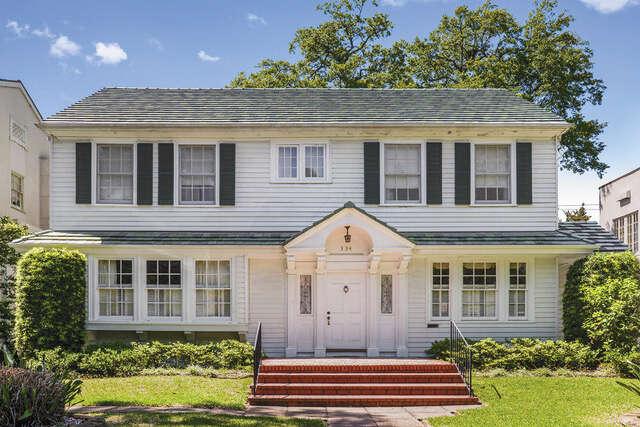 Single Family for Sale at 334 Audubon Boulevard New Orleans, Louisiana 70125 United States