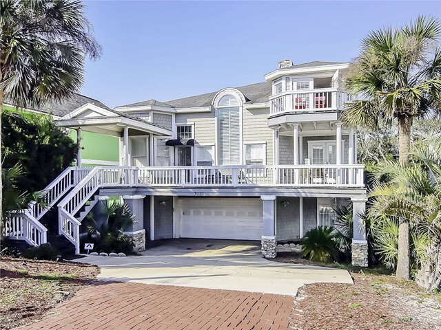 Single Family for Sale at 3635 S Fletcher Ave Fernandina Beach, Florida 32034 United States