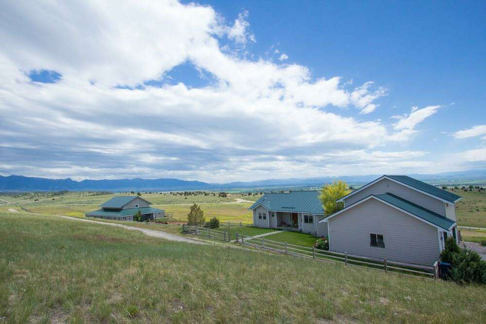 Single Family for Sale at 115 Lay Pass Manhattan, Montana 59741 United States
