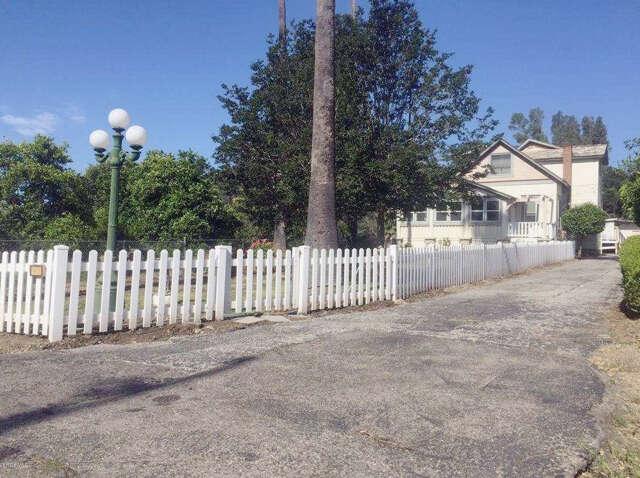 Single Family for Sale at 1413 Grand Avenue Fillmore, California 93015 United States