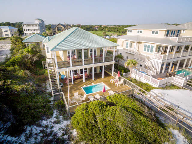 Single Family for Sale at 4861 W County Highway 30a Santa Rosa Beach, Florida 32459 United States