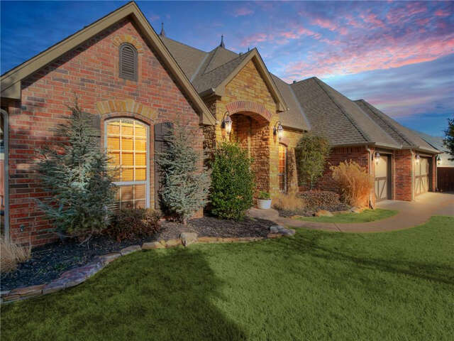 Real Estate for Sale, ListingId:43445579, location: 1325 Bay Bridge Court Edmond 73034