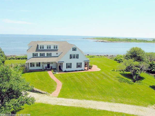 Single Family for Sale at 38 Skipper Joes Point Rd Kennebunkport, Maine 04046 United States