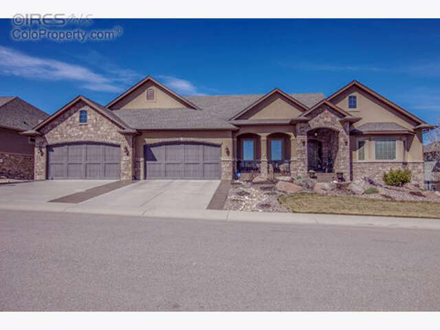Single Family for Sale at 6487 Crooked Stick Dr Windsor, Colorado 80550 United States