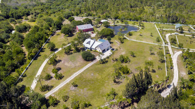 Single Family for Sale at 9335 Fleming Grant Road Sebastian, Florida 32976 United States