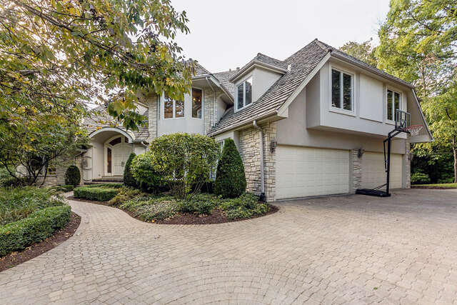 Single Family for Sale at 8204 Greystone Ct. Burr Ridge, Illinois 60527 United States