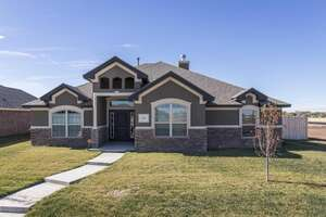 Single Family Home for Sale, ListingId:41963355, location: 7302 City View Amarillo 79118