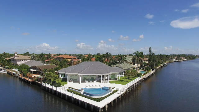 Single Family for Sale at 976 Cypress Drive Delray Beach, Florida 33483 United States