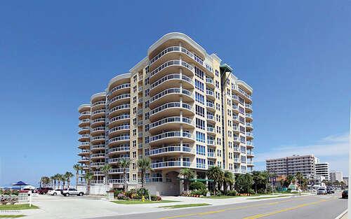 Condominium for Sale at 3703 S Atlantic Avenue Daytona Beach Shores, Florida 32118 United States