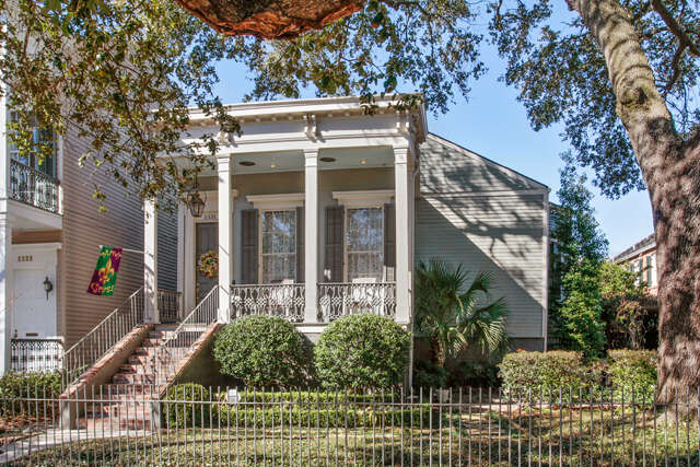 Single Family for Sale at 2331 Chestnut Street New Orleans, Louisiana 70130 United States