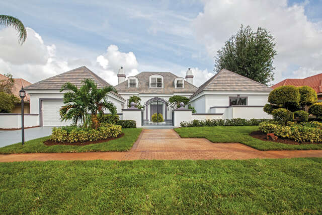Single Family for Sale at 17048 Northway Circle Boca Raton, Florida 33496 United States