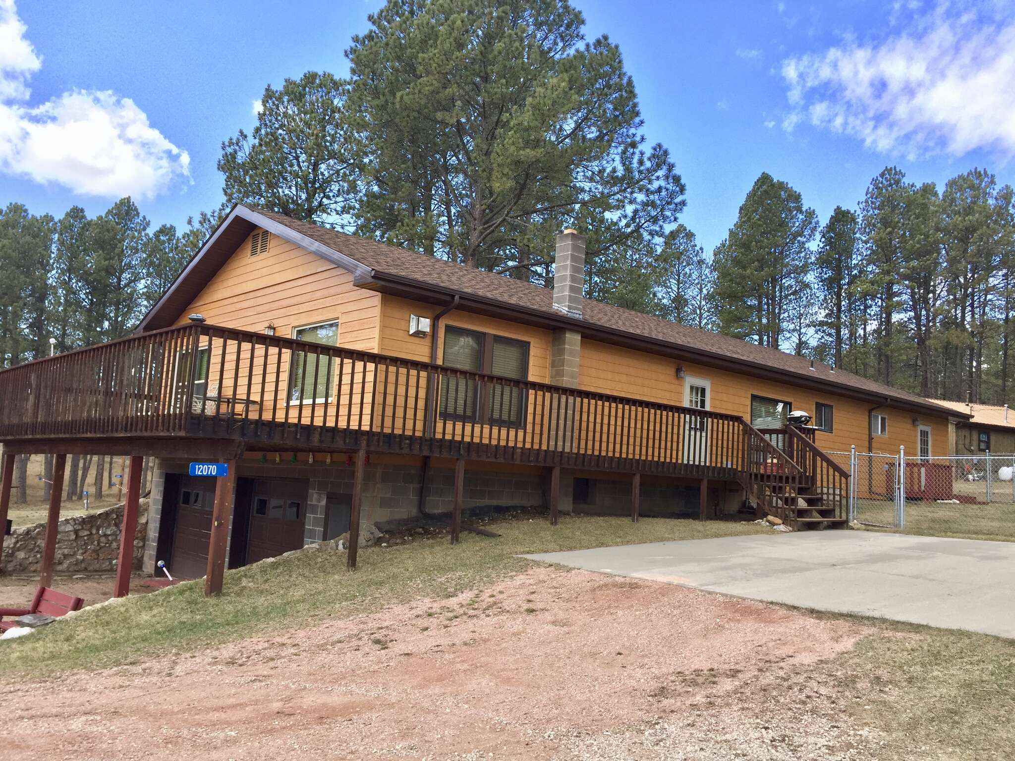 Income Property for Sale at 12070 W Big Pine Rd Custer, South Dakota 57730 United States