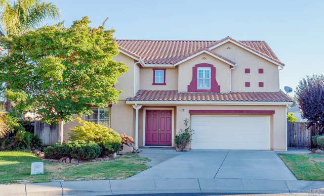 Single Family for Sale at 5168 Bass Court Fairfield, California 94534 United States