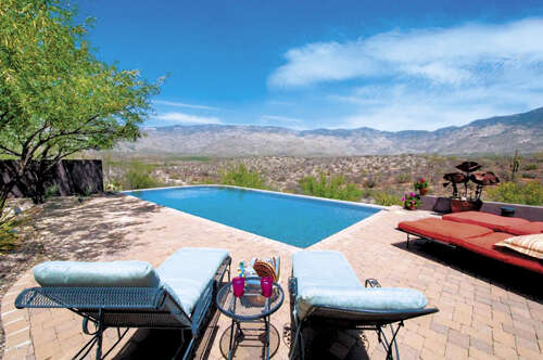 Single Family for Sale at 6985 S X9 Ranch Road Vail, Arizona 85641 United States