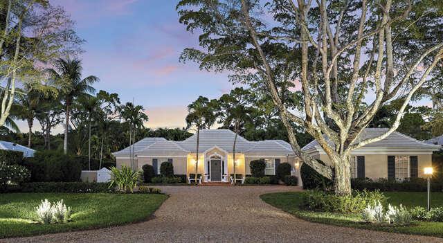 Single Family for Sale at 11808 Dunes Road Boynton Beach, Florida 33436 United States