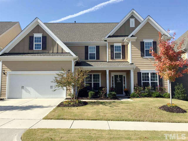 Single Family for Sale at 3145 Misty Rise Drive Cary, North Carolina 27519 United States