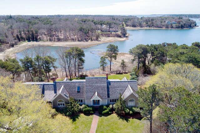 Single Family for Sale at 29 Hayward Lane East Orleans, Massachusetts 02643 United States