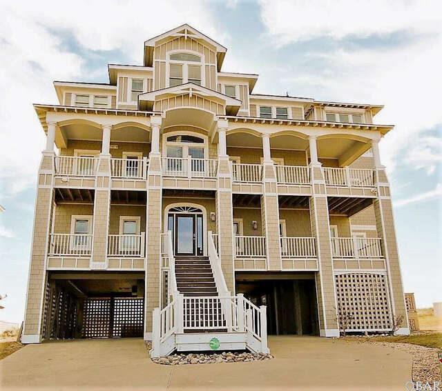 Single Family for Sale at 58963 South Beach Drive Hatteras, North Carolina 27943 United States