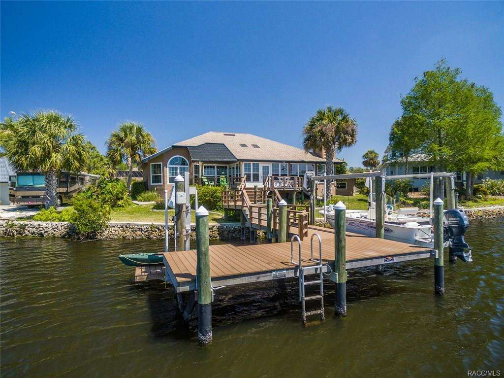 Single Family for Sale at 12054 Broadjump Court Homosassa, Florida 34448 United States