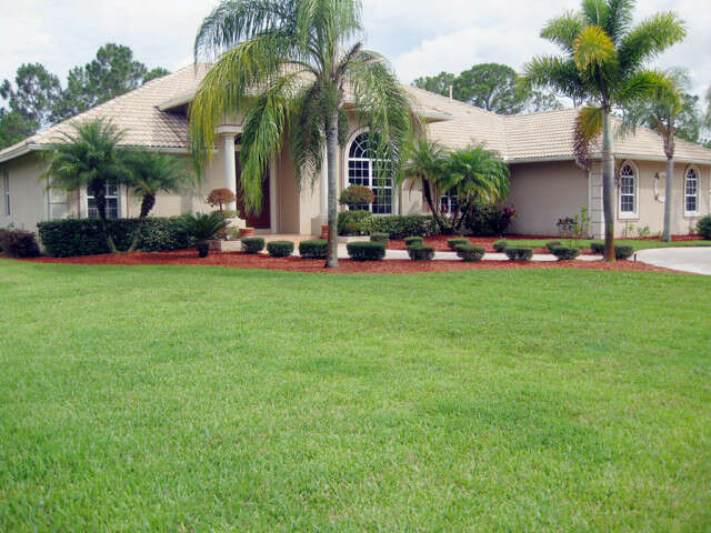 Single Family for Sale at 8035 Spendthrift Lane Port St. Lucie, Florida 34986 United States