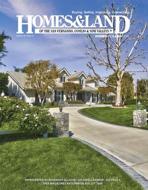 HOMES & LAND Magazine Cover. Vol. 21, Issue 01, Page 10.