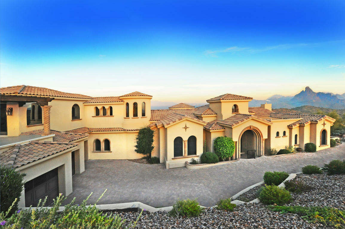 Single Family for Sale at 9127 N Vista Verde Court Fountain Hills, Arizona 85268 United States