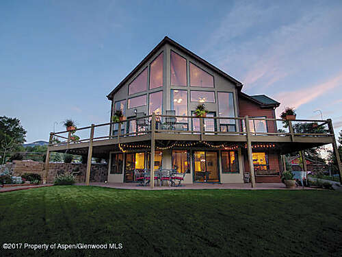 Single Family for Sale at 71 County Road 301 Parachute, Colorado 81635 United States