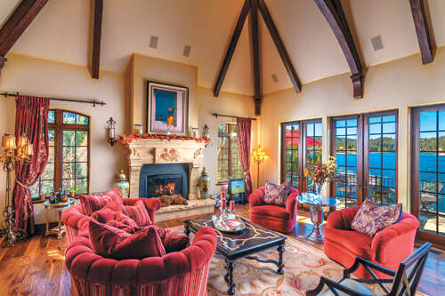 Single Family for Sale at 28718 Palisades Drive Lake Arrowhead, California 92352 United States
