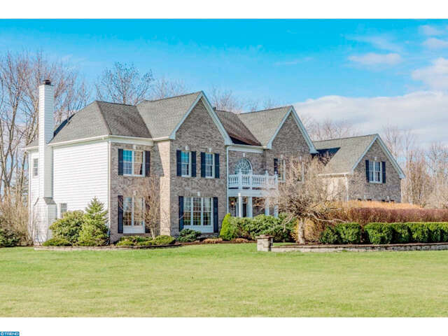 Single Family for Sale at 24 Baker Way Pennington, New Jersey 08534 United States