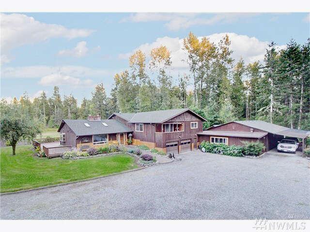 Single Family for Sale at 5508 304th St E Graham, Washington 98338 United States