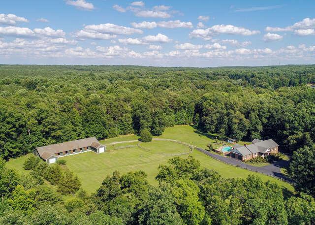 Single Family for Sale at 2200 Cedarwood Road Powhatan, Virginia 23139 United States