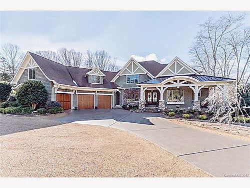 Single Family for Sale at 12611 Ninebark Trail Charlotte, North Carolina 28278 United States