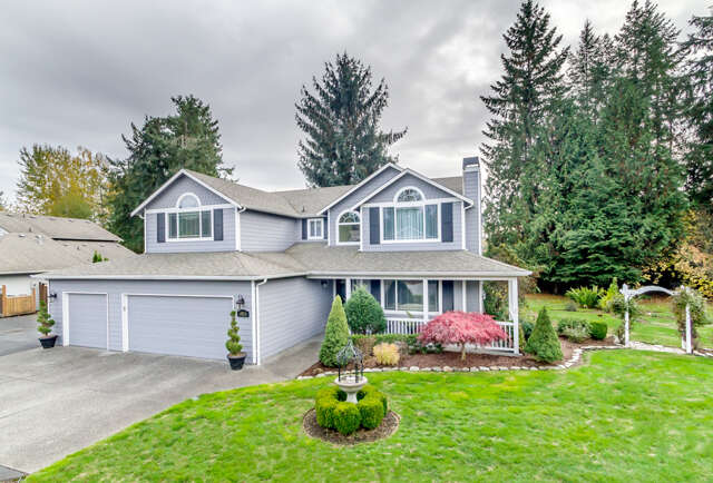 Single Family for Sale at 4924 257th St. N.E. Arlington, Washington 98223 United States