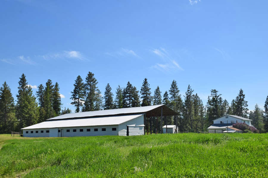 Investment for Sale at 856 Rock Creek Rd Bonners Ferry, Idaho 83805 United States