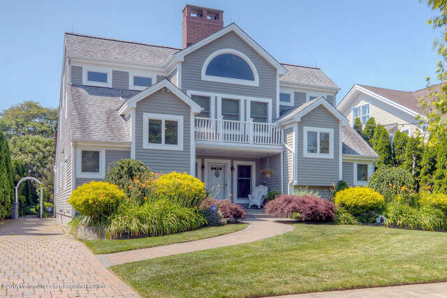 Single Family for Sale at 205 Atlantic Avenue Spring Lake, New Jersey 07762 United States