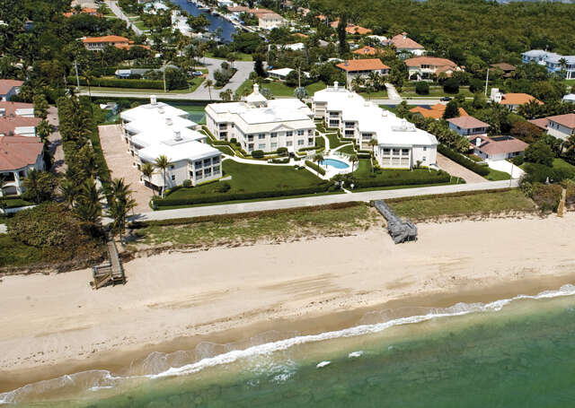 Condominium for Sale at 5900 Old Ocean Boulevard A-4 Ocean Ridge, Florida 33435 United States