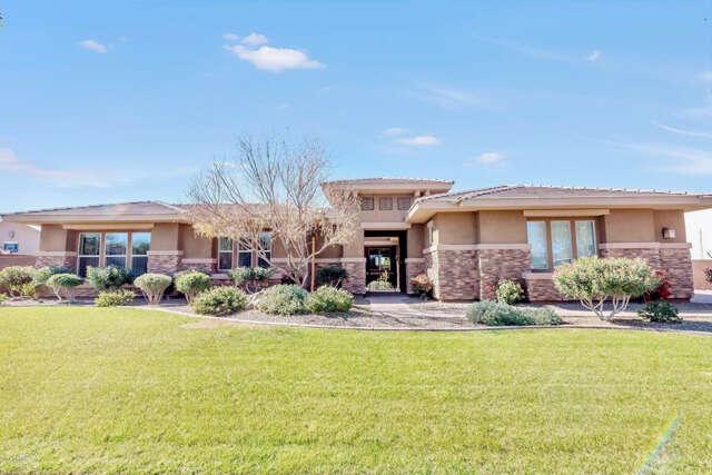 Single Family for Sale at 7526 S Tucana Ln Gilbert, Arizona 85298 United States