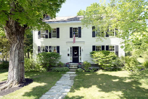 Single Family for Sale at 1 Monument Avenue Bennington, Vermont 05201 United States