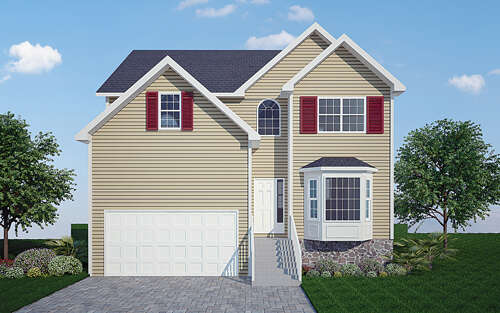 Single Family for Sale at 00 Wicker Place Morganville, New Jersey 07751 United States