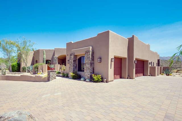 Single Family for Sale at 8390 E Coronado Trail Carefree, Arizona 85377 United States