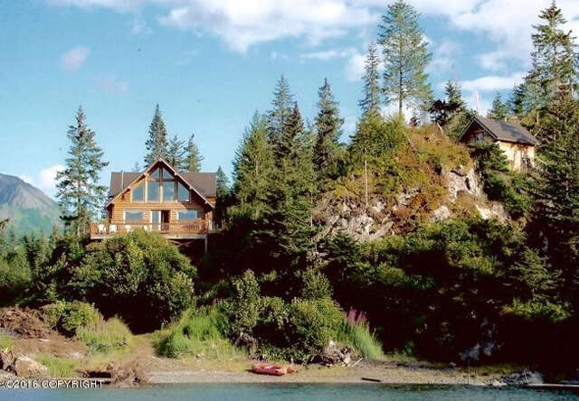 Single Family for Sale at 52355 Chalaka Halibut Cove, Alaska 99603 United States