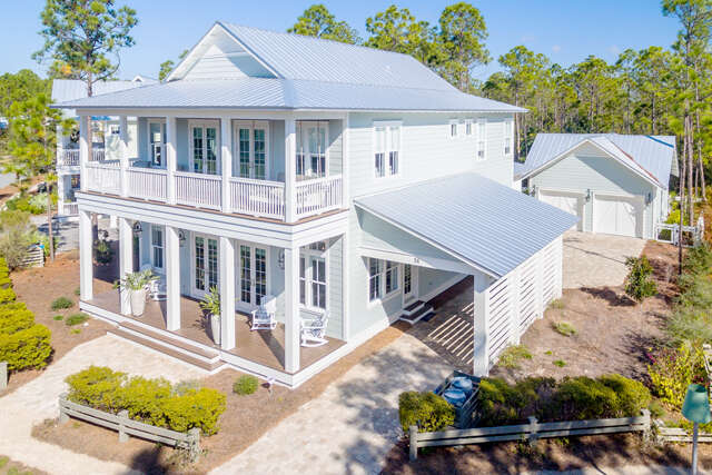 Single Family for Sale at 56 Pine Lily Circle Santa Rosa Beach, Florida 32459 United States