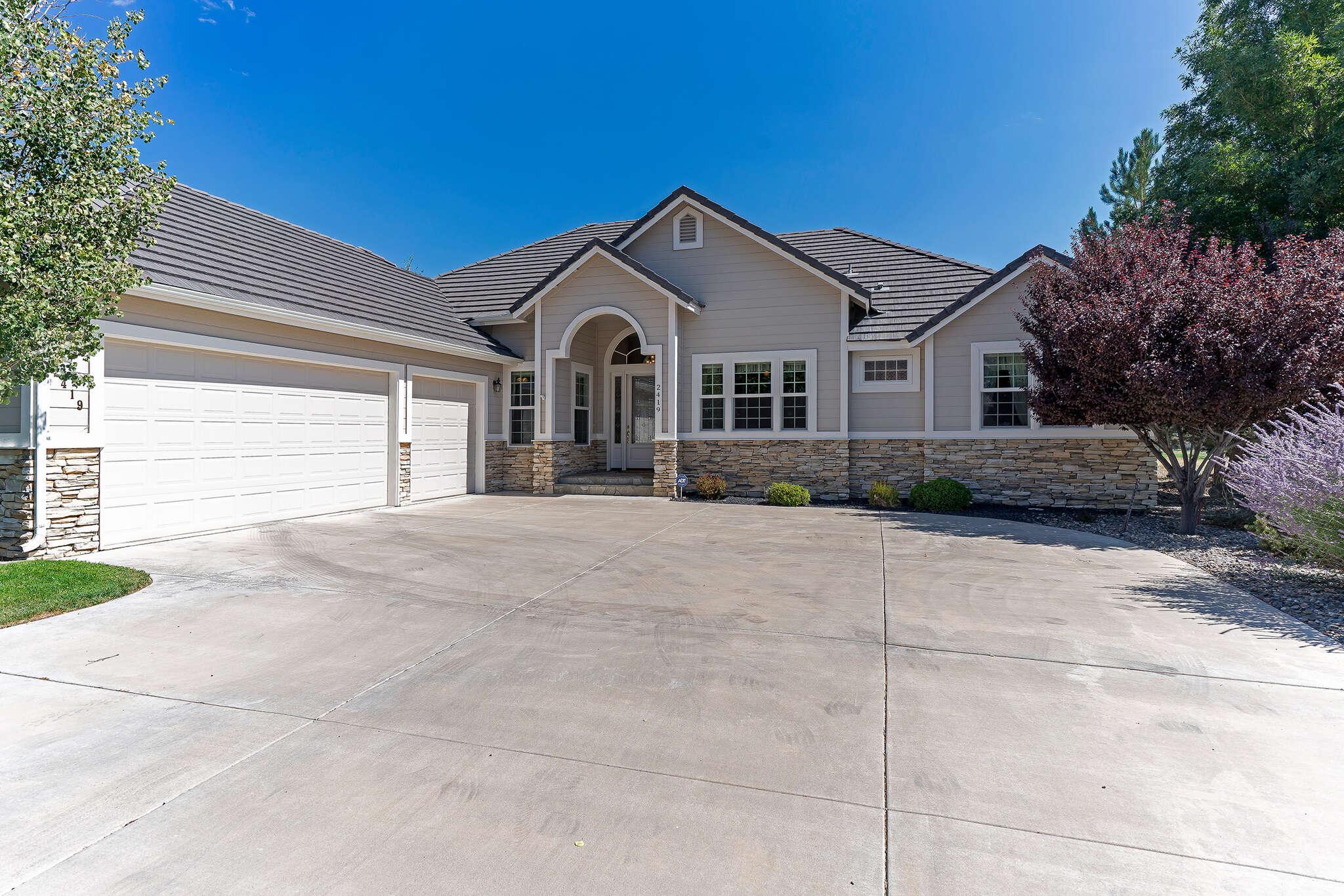 Single Family for Sale at 2419 Genoa Meadows Cir Genoa, Nevada 89411 United States