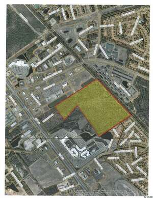 Land for Sale, ListingId:34445595, location: 77 Acres Postal Way Myrtle Beach 29579