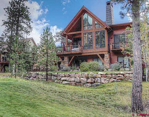 Single Family for Sale at 761 Glacier Club Drive Durango, Colorado 81301 United States