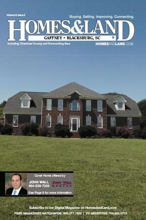 HOMES DIGEST Magazine Cover. Vol. 32, Issue 06, Page 9.