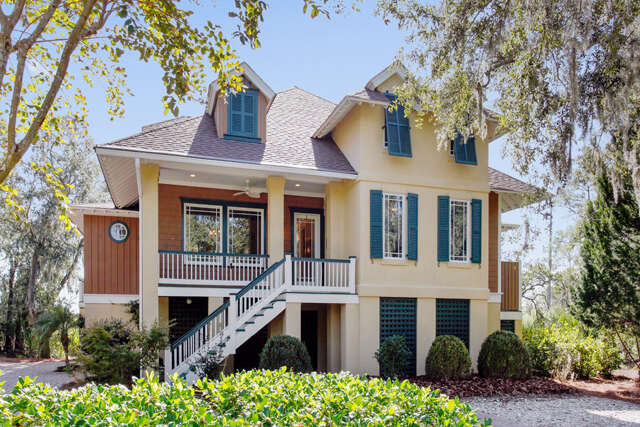 Single Family for Sale at 50 Broad Pointe Drive Hilton Head Island, South Carolina 29926 United States