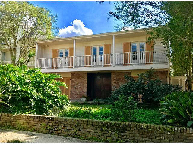 Single Family for Sale at 485 Audubon Street New Orleans, Louisiana 70118 United States