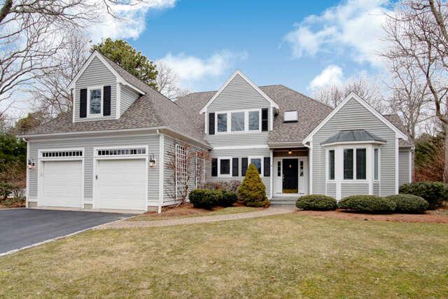 Single Family for Sale at 4 Firethorn Lane Sandwich, Massachusetts 02563 United States