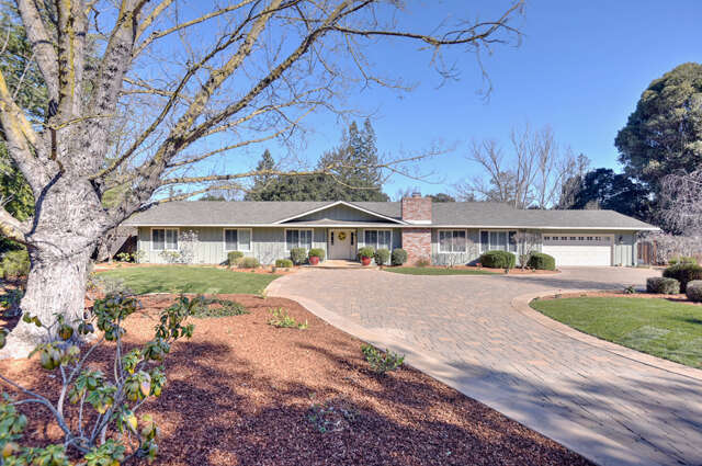 Single Family for Sale at 14020 Arcadia Palms Dr Saratoga, California 95070 United States